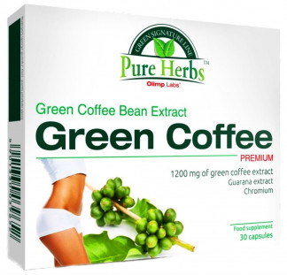 Olimp Labs Green Coffe Premium (30 кап)